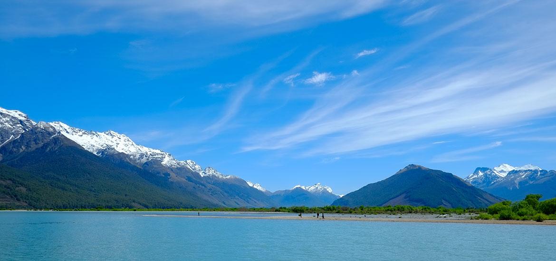 Gemeinsame Elternzeit in Neuseeland genießen