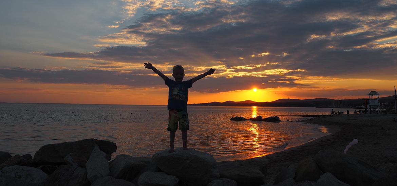 Griechenland mit Kind – Sommerurlaub auf dem griechischen Festland