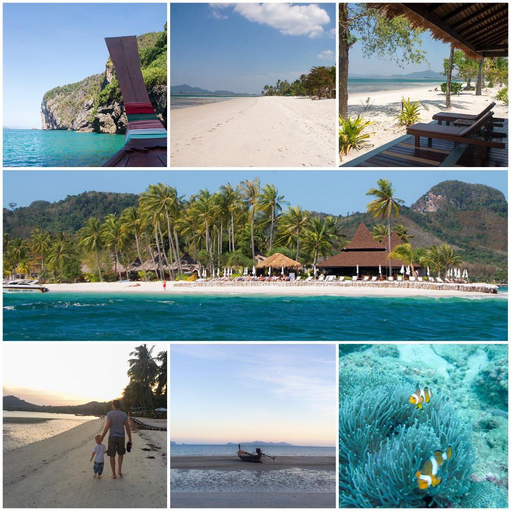 Ko Mok in Thailand - Einsame Insel