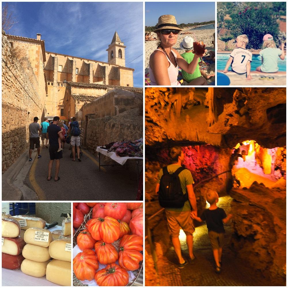 Fincaurlaub Mallorca - Markt