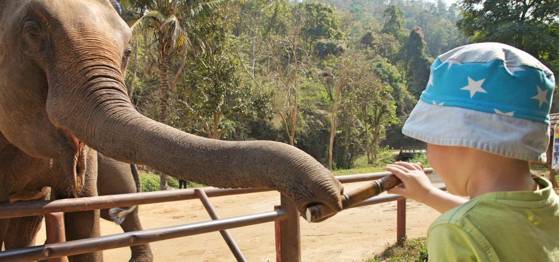 Unsere Thailand Rundreise mit Kind
