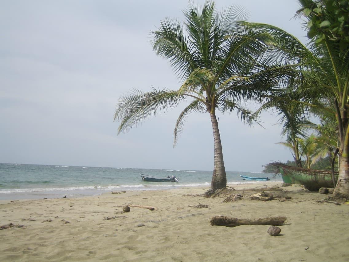Costa Rica: Naturstrand Puerto Viejo