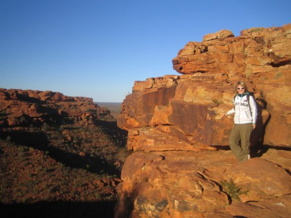 Outbacktour in Australien